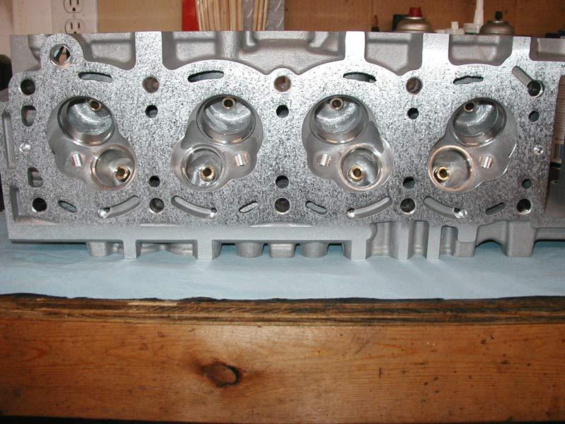 4 Cylinder Heads