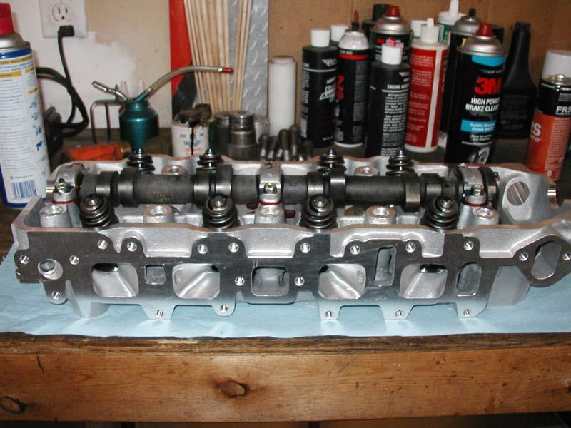 4 Cylinder Camshafts