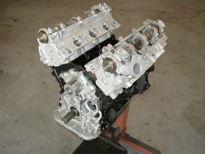 D.O.A. Racing Engines 6 Cylinder Engine Parts