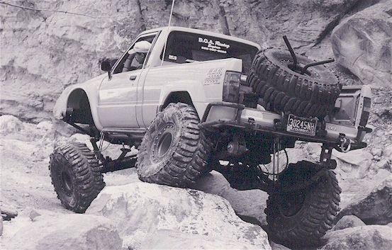 From rock crawling to desert racing, D.O.A. Racing Engines builds it right!