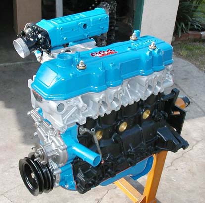 Toyota long block 4 cylinder by D.O.A. Racing Engines