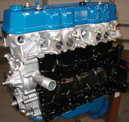 4 Cylinder Engine Parts by D.O.A. Racing Engines