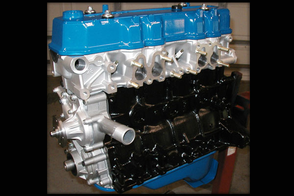 D.O.A. Racing Engines 4 Cylinder Engine Parts