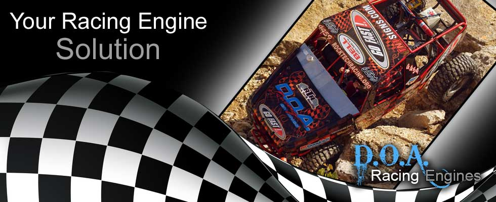 D.O.A. Racing - Your Toyota Racing Engine Solution