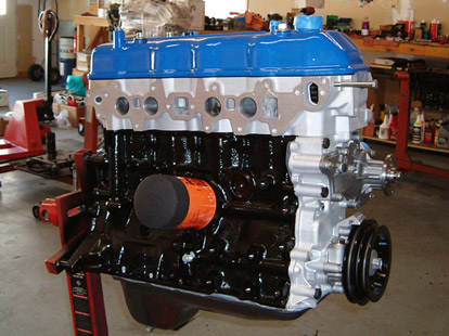 4 Cylinder Engine Parts | D O A  Racing Engines - Toyota Racing Engines
